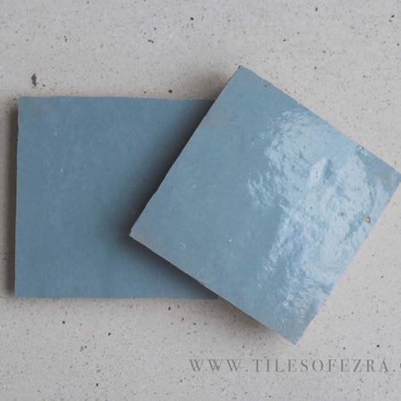 Blue Grass individual tile sample