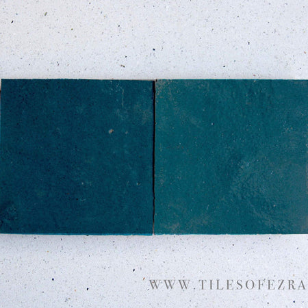Blue Grotto Individual tile sample