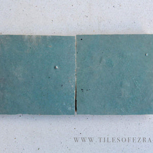 Peacock Individual Tile Sample