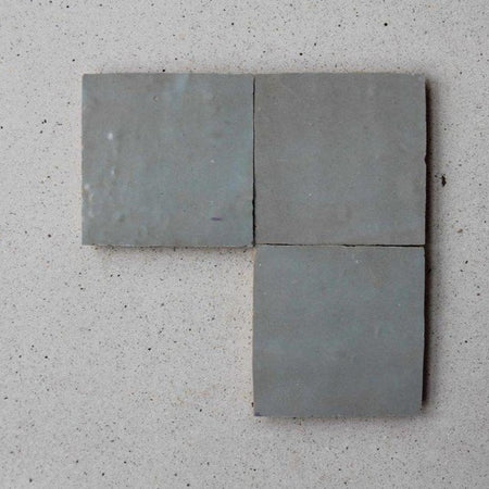 Duck Egg Blue individual tile sample