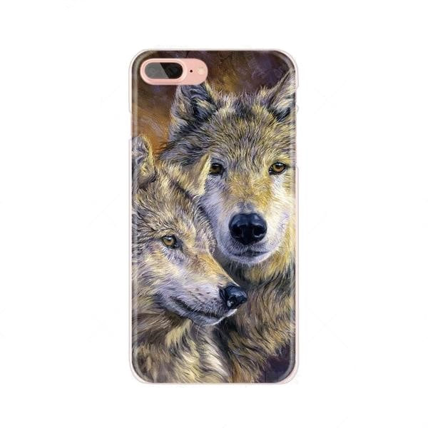 Wolves in Love Cover for iPhone