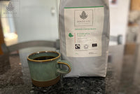 Organic coffee from Yirgacheffe - Ethiopia
