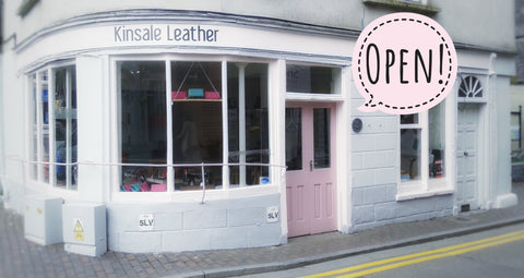 kinsale leather store west cork ireland