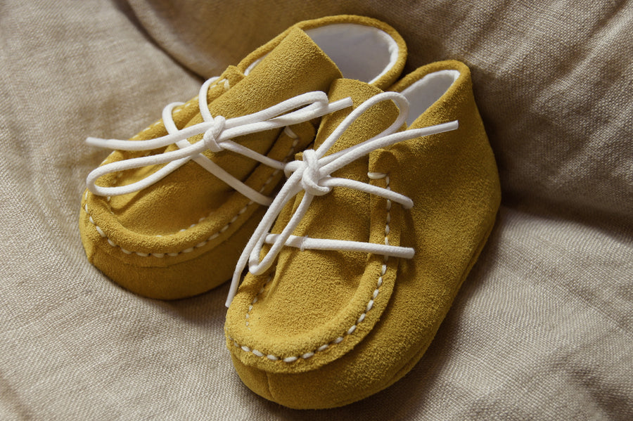 Ruby Baby Shoes