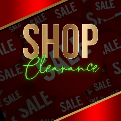 Shop Clearance and Save BIG