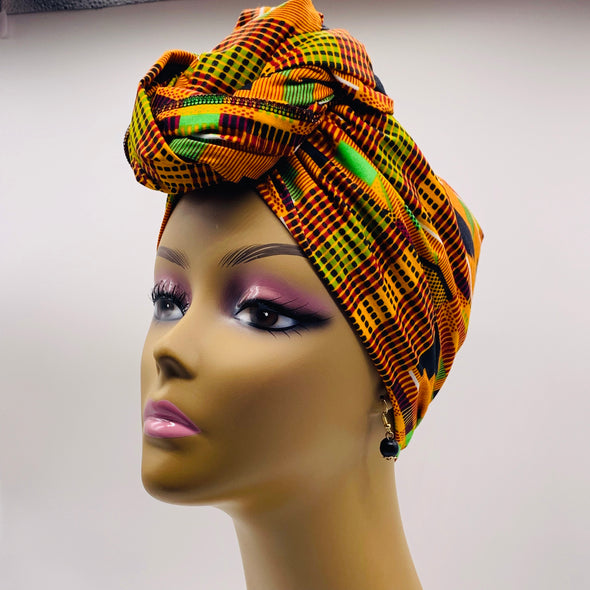 OG Kente | Headwrap