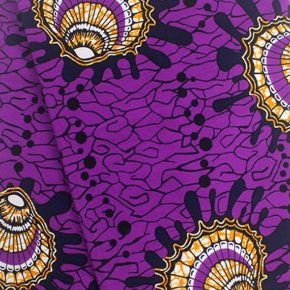 Shellz (Purple) | Headwrap