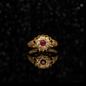 THE HENRY WILLIAMSON RUBY RING