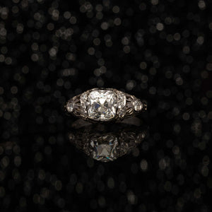 THE ART DECO DIAMOND DREAM RING