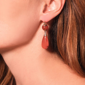 THE GEORGIAN DAY TO NIGHT EARRINGS - The Moonstoned