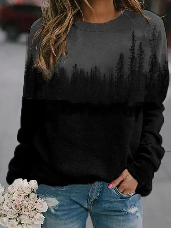 Treetop Relaxed Sweater