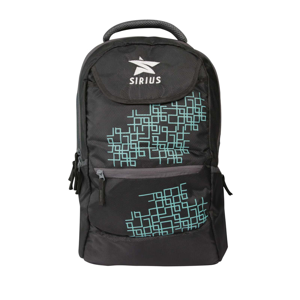 SIRIUS LTP  01 bag GREEN BLACK & Black