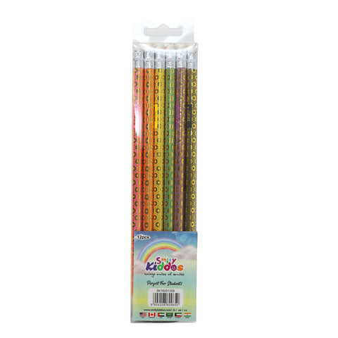 Image of Smily HB Pencils Set For Boys - (Set of 12 Pencils)