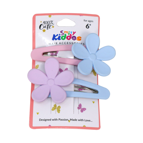 Image of Floral Hair Clip Set- 2