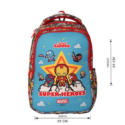 Image of Licensed Marvel Avengers Junior backpack