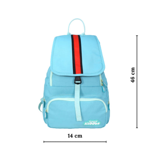 Smily Kiddos Day Pack - Sea Green