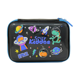 Smily Sparkle Pencil Case Space Theme