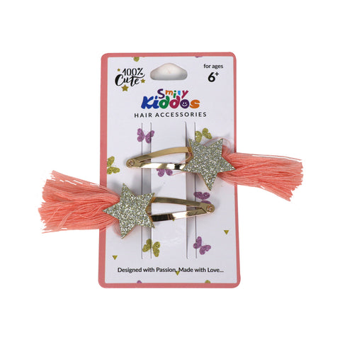 Image of Shooting Star Hair Clip Set