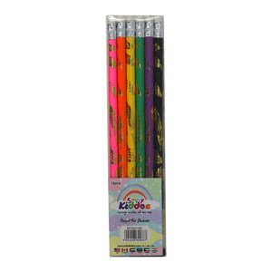 Smily HB Pencils Set For Girls -  (Set of 12 Pencils)