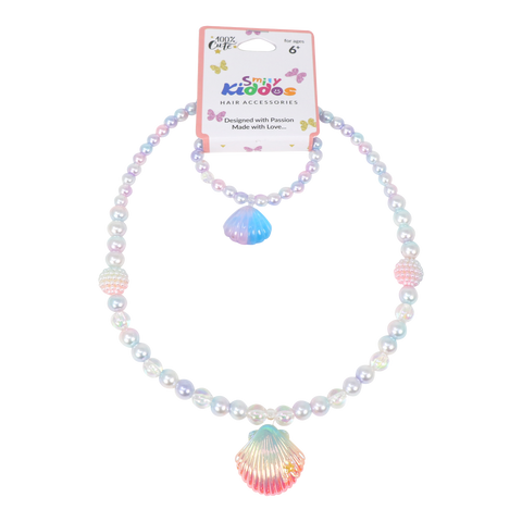 Image of Oyster Pearl Necklace