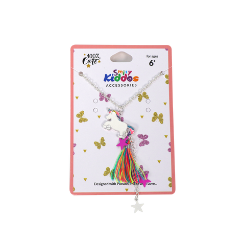 Image of Unicorn Charm Necklace