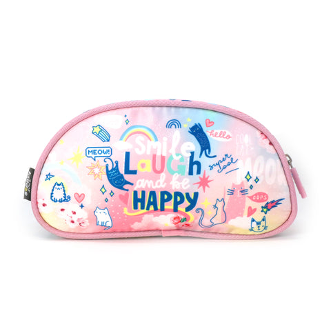 Super kitty Single Compartment Pencil Pouch