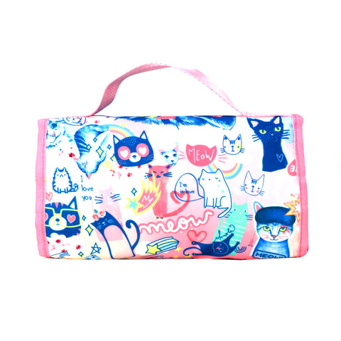 Super Kitty Multipurpose Pencil Case