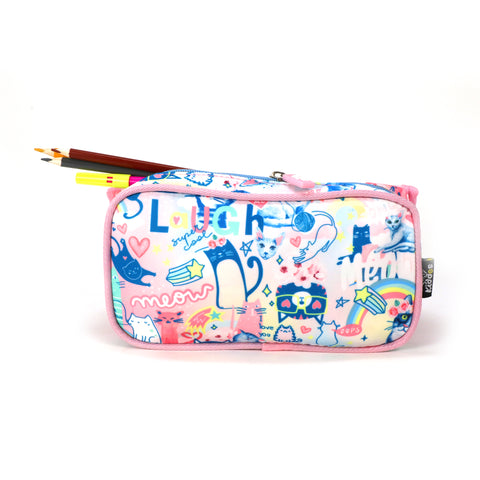 Image of Super Kitty Multipurpose Pencil Case