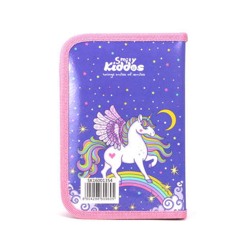 Image of Smily Stationery Case Unicorn Theme (Stationery Included)