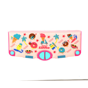 Smily Pop Out Pencil Box-Summer Theme