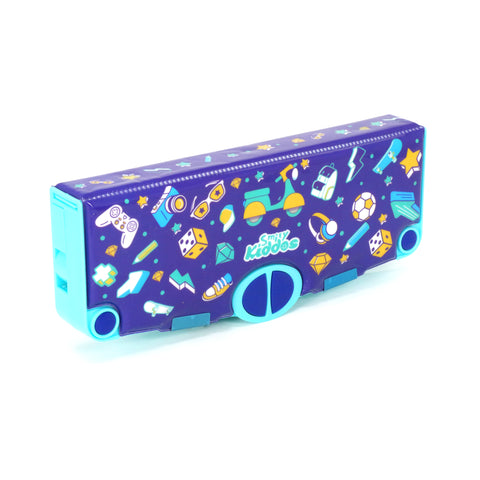 Smily Pop Out Pencil Box-Do it Theme