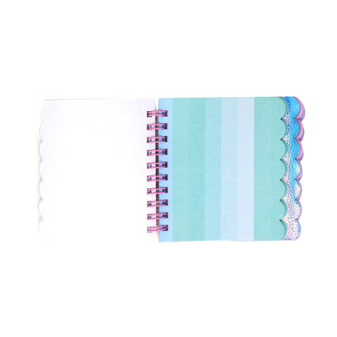 Image of Fancy Rainbow Note book