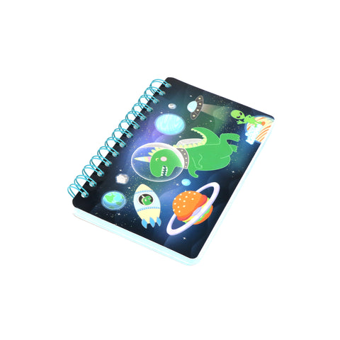 Image of Dino Spiral Note Book