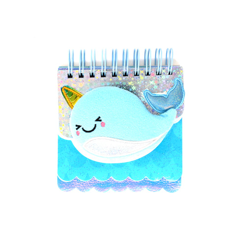 Image of Fancy Dolphin Note Book