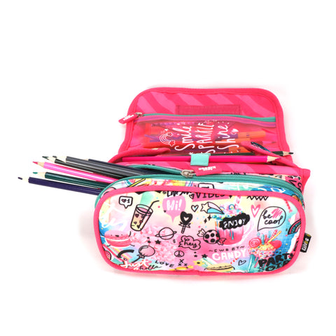 Image of Party Girl Multipurpose Pencil Case