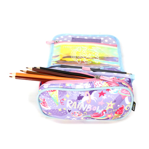 Musical Unicorn Multipurpose Pencil Case