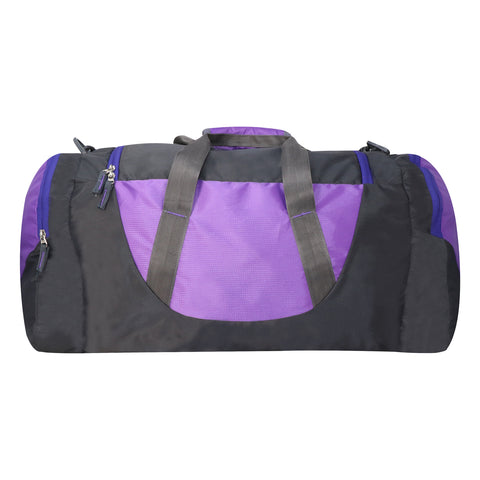 Image of Mike weekender duffel bag - Purple