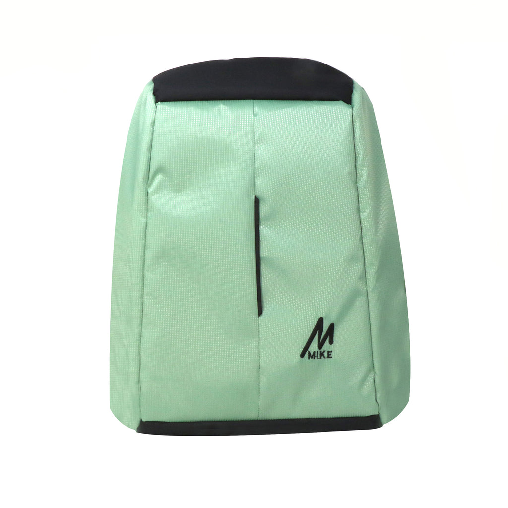 Mike Anti Theft Laptop Backpack - Green