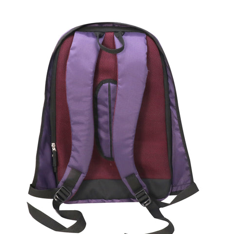 Mike Anti Theft Backpack - Violet