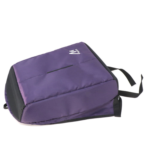 Image of Mike Anti Theft Backpack - Violet