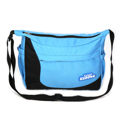 Smily Kiddos Unisex Shoulder Bag- Light Blue