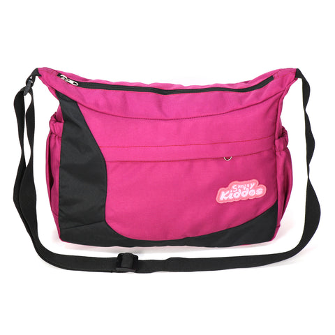 Image of Smily Kiddos Unisex shoulder bag-Pink