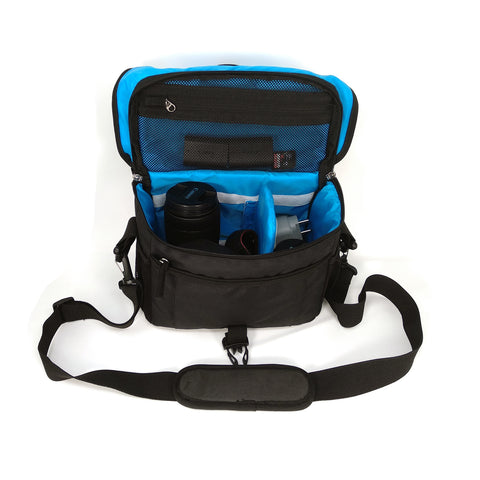 Image of Mike Padded Camera Equipment Bag Black