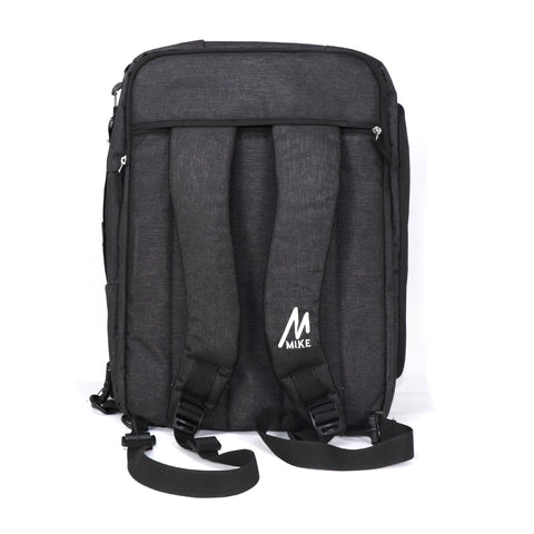 Image of Mike Convertible Laptop Bag - Black