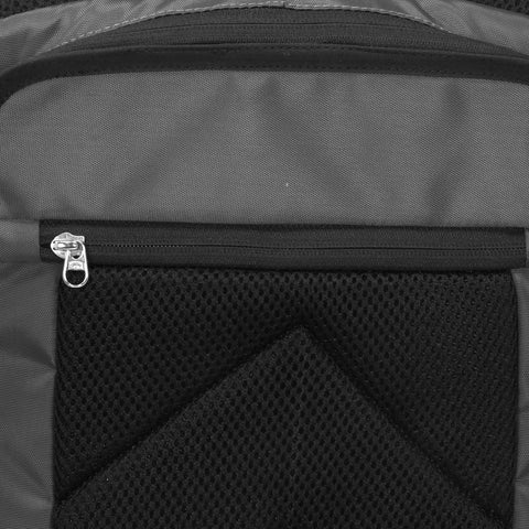 Image of Mike Predator Anti Theft Laptop Bag Grey -32Lts