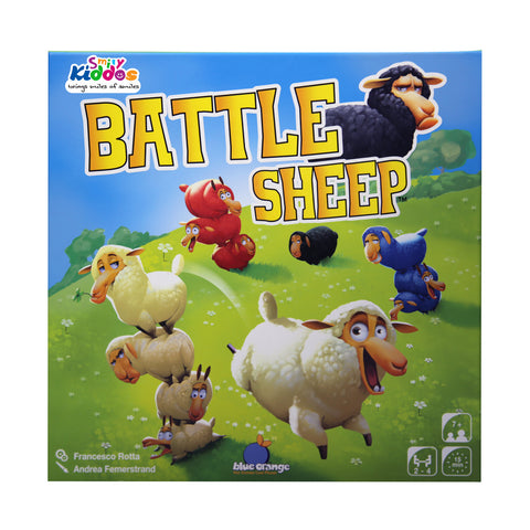 Image of Battle sheep