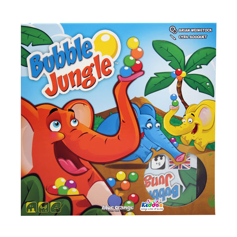 Image of Bubble Jungle