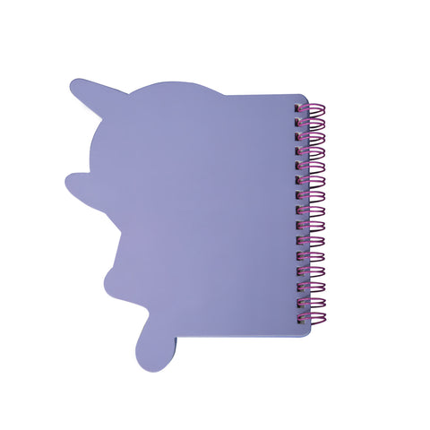 Image of Smily Spiral Dolphin Notebook