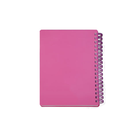 Image of Smily Spiral Unicorn Notebook