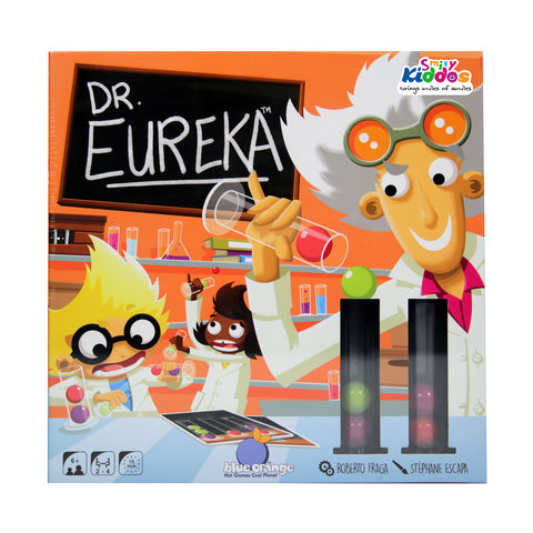 Image of Dr Eureka